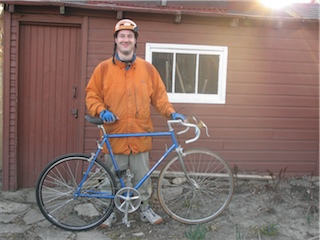 Me and my Fixie.