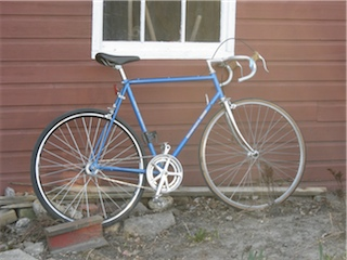 The new Fixie.